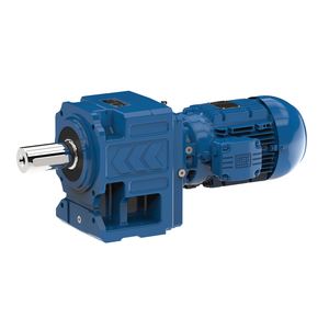 MAS - Helical Geared Motors